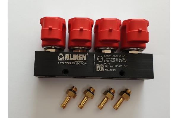 Инжектор Албиен 4 цил
